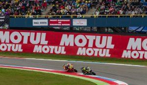 Qualifying Moto2 Assen 2016